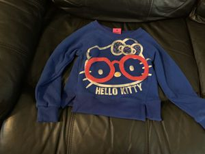 Hello kitty sweater girls size 4 for Sale in San Diego, CA
