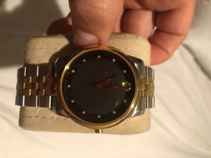 Mavado diamond watch for Sale in Seattle, WA