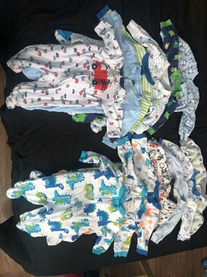 0-3 months baby boy lot for Sale in Pasco, WA