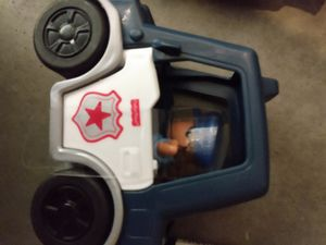 Fisher price police for Sale in Carmichael, CA