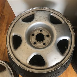 Only Have 2 CRV Steelies for Sale in The Bronx, NY