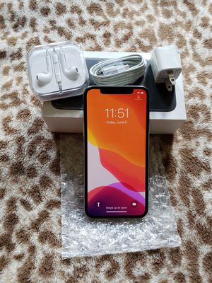 Factory Unlocked iPhone X(10) 256gb for Sale in Oakland, CA