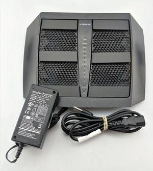 Netgear Nighthawk X6 R8000 AC3200 1300 Mbps 4-Port Gigabit Wireless Router for Sale in Watertown, MA