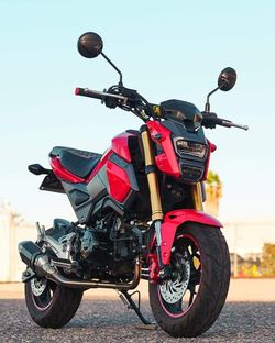 2017 HONDA GROM 125CC for Sale in Los Alamitos,  CA