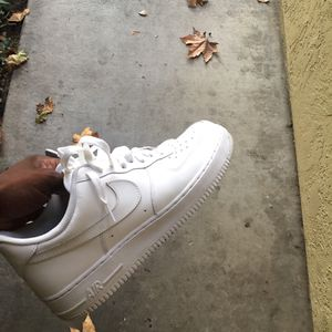 Air Force 1 size 10 asking $70 for Sale in Sacramento, CA