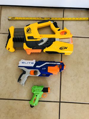 nerf guns for Sale in Las Vegas, NV