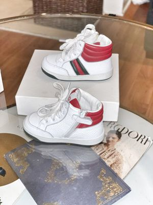 Toddlers Gucci High Top trainer for Sale in Chevy Chase, MD