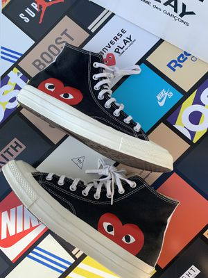 CDG CONVERSE HIGH TOP for Sale in Westminster, CA
