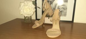 Nude strappy heel for Sale in San Jose, CA
