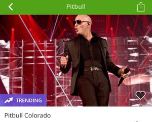 2 Pit Bull Concert Tickets for Sale in Morrison, CO