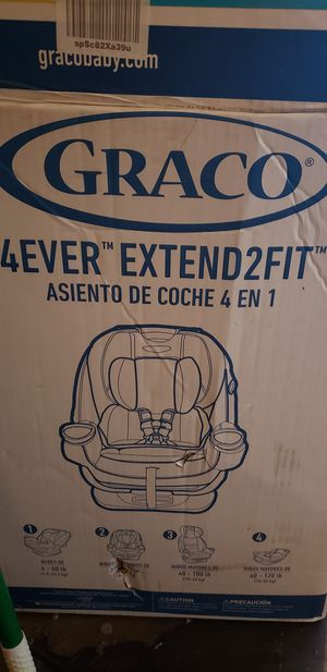Graco 4 on 1 car seat brand new never been opened for Sale in Vancouver, WA