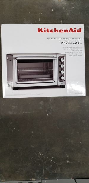 Kitchenaid Toaster Oven for Sale in Woodway, TX