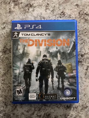 The Division PS4 for Sale in Pensacola, FL