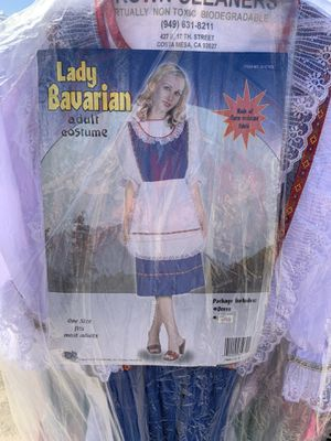 Lady Bavarian for a adult for Sale in Montclair, CA