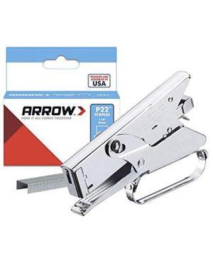 Arrow Fastener P22 Heavy Duty Plier Type Stapler for Sale in Bell, CA