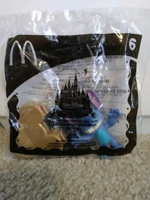 McDonalds Happy Meal Walt Disney Happiest Celebration On Earth.. Stitch for Sale in Pittsburgh, PA
