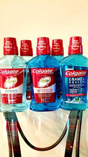 Colgate Mouthwash 16.9oz / 500ml for Sale in Alafaya, FL