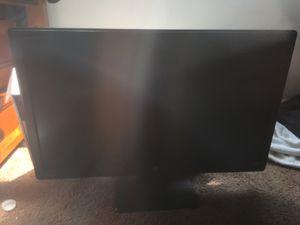 Hp desktop monitor for Sale in Saratoga Springs, NY