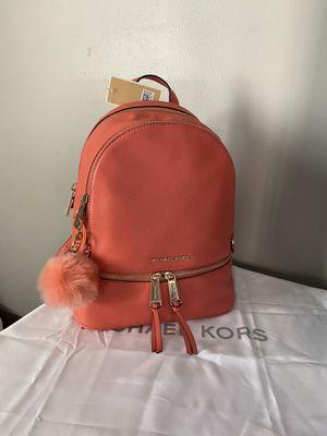 Michael Kors Rhea medium backpack for Sale in Westminster, CA