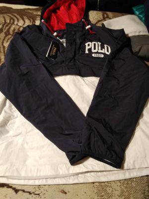 Men's Polo windbreaker xl for Sale in Maplewood, MN