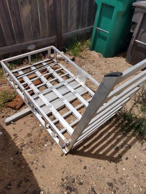 Aluminum carrier rack for Sale in Grover Beach, CA