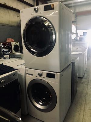 Kenmore Washer and Dryer Set with Stack Kit for Sale in Kissimmee, FL