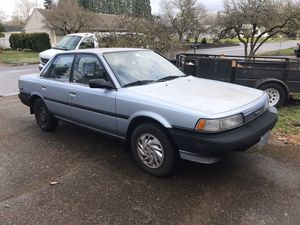 1989 Toyota Camry LE Automatic for Sale in Vancouver, WA