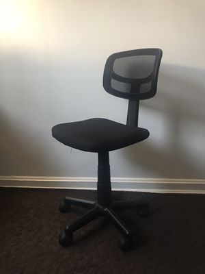 Task chair with plush padded seat for Sale in Silver Spring, MD