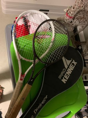 Tennis Rackets for Sale in Wasco, CA