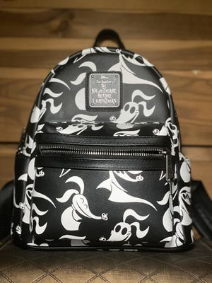 Nightmare before Christmas loungefly mini backpack BoxLunch exclusive for Sale in Riverside, CA