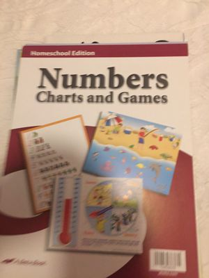 ABeka k5 curriculum plus extra cards activities for Sale in Prairieville, LA