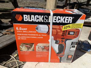 New Black & Decker Drill for Sale in Redmond, OR