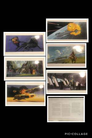 Star Wars Prints Collectors Sets for Sale in Abilene, TX