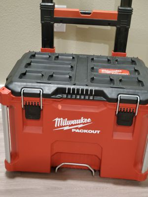 Milwaukee packout $100 for Sale in Grand Prairie, TX