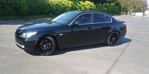 2008 BMW 535 i titulo limpio quemacocos 6 cilindros for Sale in Fairfield, CA