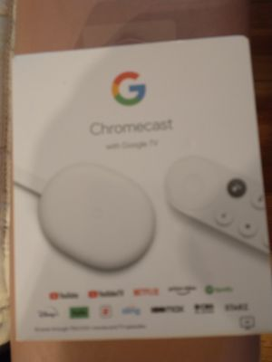 Brand new Google Chromecast for Sale in Hilldale, PA