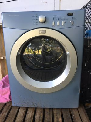 FRIGIDAIRE AFFINITY WASHER &DRYER WITH PEDESTAL for Sale in Oklahoma City, OK