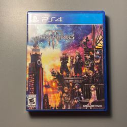 Kingdom Hearts 3 PS4 for Sale in Fort Lauderdale,  FL