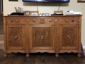 Antique Hutch Set for Sale in Lockport, IL