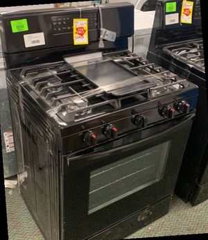 SAMSUNG NX58T5601SB GAS STOVE CDVQ for Sale in Santa Monica, CA