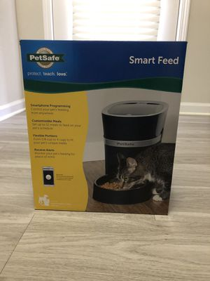 Smart Feed Cat Feeder for Sale in Durham, NC