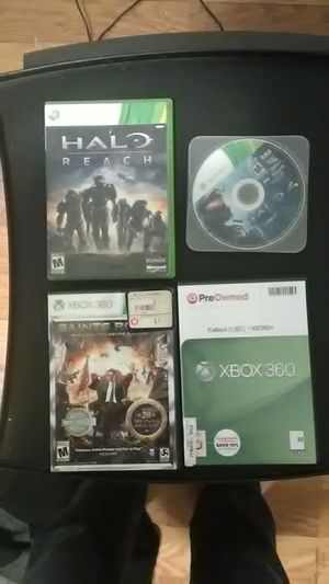 4 Xbox 360 games for Sale in Crowley, TX
