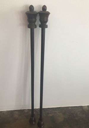 Curtain Rod Set for Sale in Orlando, FL