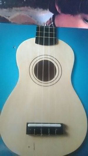 Small guitar ukulele 4 strings for Sale in Cleveland, OH