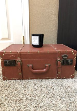 Antique trunk for Sale in Lake Oswego, OR