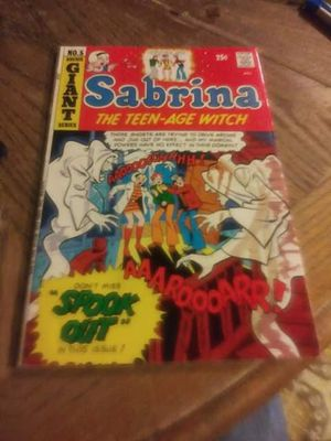 Sabrina the teenage witch #5 for Sale in McGehee, AR
