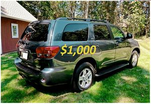 ($1000)🍁FOR SALE 2008 Toyota Sequoia SR5 for Sale in Fort Wayne, IN