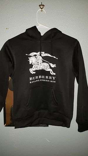 Brand New Burberry Hoodie Youth Size Medium for Sale in Evans City, PA