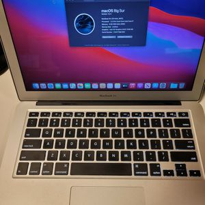 Macbook Air 2017 I7 8GB 256 SSD for Sale in Westminster, CA