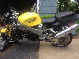 2001 Suzuki Tl1000r for Sale in East Bridgewater, MA